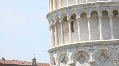 Leaning Tower — Video Stock