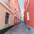 Typical Houses in Riga, Latvia — Stock Photo #48153633