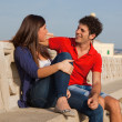 Happy Young Couple — Stock Photo #6168196