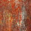 Corrosion painted metal background — Stock Photo