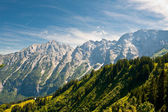 Bavarian Alps — Stockfoto