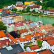 Burghausen - Stock Photo