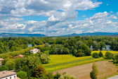 Valley of the Rhone — Stock Photo