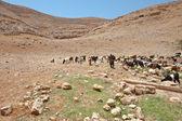 Mountains of Samaria — Stock Photo