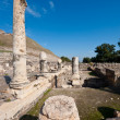 Ancient Bet Shean - Stock Photo
