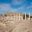 Ruins of Bet Shean — Foto de Stock
