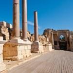 Starożytny bet shean — Zdjęcie stockowe