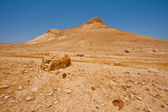 Hills of Samaria — Stock Photo