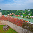 River Salzach — Stock Photo