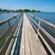 Foto Stock: Lake Chiemsee