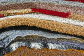 Collection of Carpets — Stock Photo