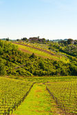 Farmhouse in Chianti — Stock Photo