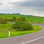 Road in Tuscany — Stock Photo