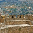 Jerusalem from the Walls — Stock Photo