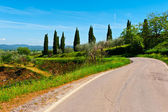 Asphalt Road — Foto Stock