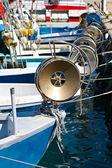 Trawl Winch — Stock Photo