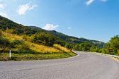 Carretera asfaltada — Foto de Stock