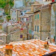 Stock Photo: Sorano
