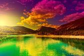 Lake — Stockfoto