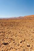 каменистые холмы — Стоковое фото