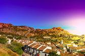 Spanish Town — Stock Photo