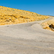 Road in Israel — Stock Photo