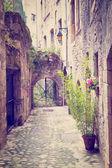 Courtyard — Stockfoto