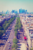 Boulevards — Stock Photo