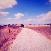 Dirt Road — Stockfoto