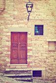 итальянские двери — Стоковое фото