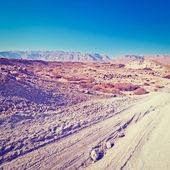 Sand Road — Stock Photo