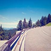 Road in Bavaria — Stock Photo