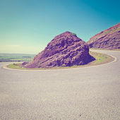 Asphalt Road — Foto Stock