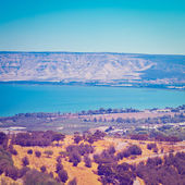 Galilee Sea — Stock Photo