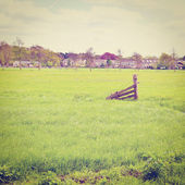 Pequeño pueblo — Foto de Stock