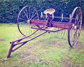 Máquina de aventamiento — Foto de Stock