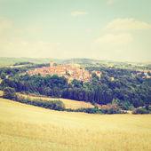 Tuscan City — Stock Photo
