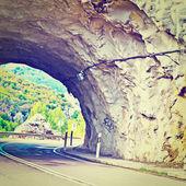Tunel — Stock fotografie