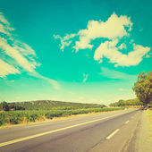 Paved Road — Stock Photo