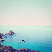 Italian Seascape — Stock Photo