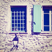 French Windows  — Stock Photo