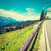 Bavarian Alps — Stock Photo