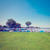 Lake Chiemsee — Stock Photo