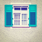 Bavarian Window — Foto de Stock