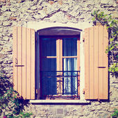 French Window — Stock Photo