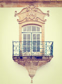 Portuguese Window — Stock Photo