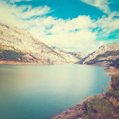 Reservoir — Stock Photo