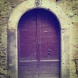Italian Door — Stock Photo #50524057