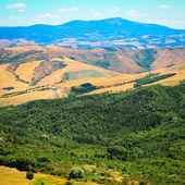 Tuscan Hills — Stock Photo