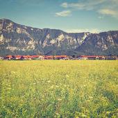 Bavarian Village — Stock Photo